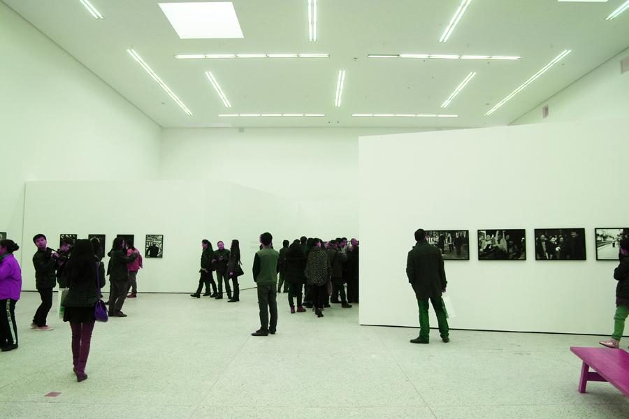 1号展厅内景
