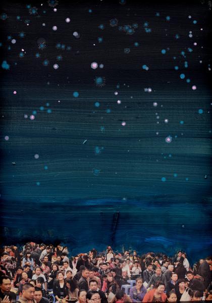 《星空》50×35cm 布面油画 2012.jpg