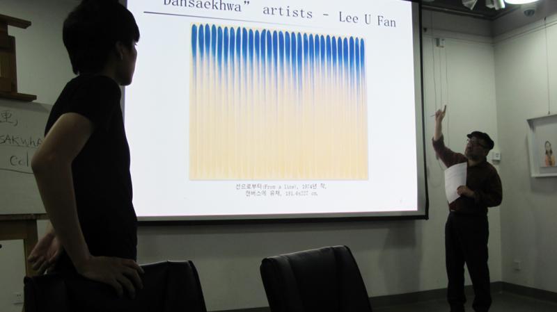 """介绍韩国的""""单色画"""".JPG"""