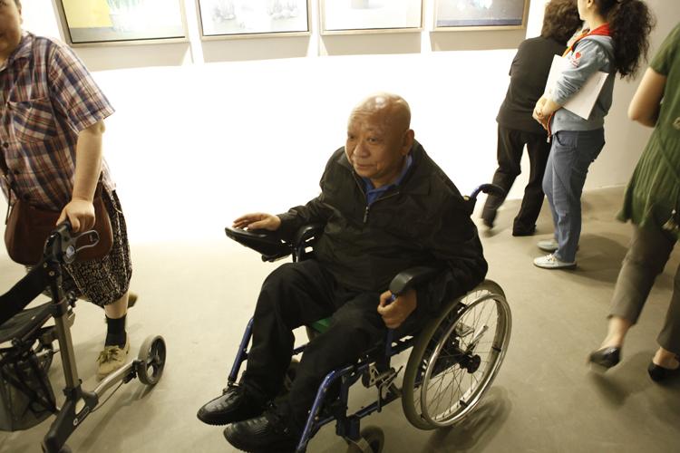 成都市残疾人福利基金会理事长廖国龙先生