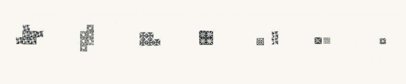 《方格数字序列》长卷截图2