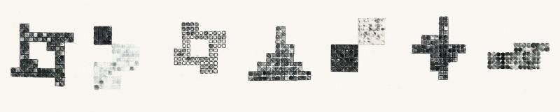 《方格数字序列》长卷截图4